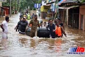 هند کمک مالی امارات،کویت وقطر را برای سیل زدگان رد کرد