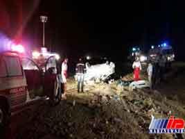 پنج نفر در تصادفات جاده ای خراسان جنوبی جان باختند