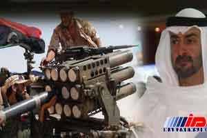 امارات به تکفیری های لیبی کمک تسلیحاتی می کند
