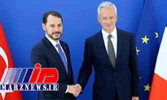 تصمیم ترکیه و فرانسه برای مقابله با تحریمهای ایران
