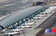 فرودگاه دبی هدف حمله پهپادی یمن قرار گرفت