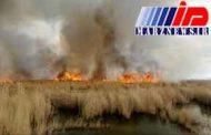 هورالعظیم دو ماه است در آتش میسوزد