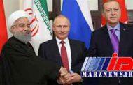 نشست سران ایران،ترکیه و روسیه در تبریز