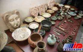 کشف محموله اشیای عتیقه در خوزستان