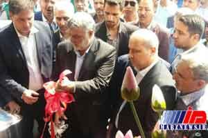 افتتاح چند طرح در استان گلستان با حضور وزیر جهاد کشاورزی