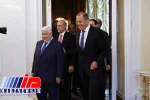لاوروف حمله احتمالی غرب به سوریه را بازی با آتش خواند