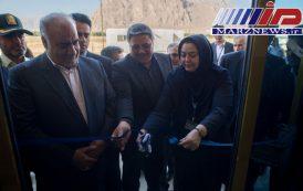 افتتاح مجموعه پشتیبانی خدمات فرودگاهی هما در کرمانشاه