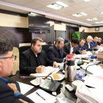 جلسه بررسی آئین نامه ساماندهی مبادلات مرزی