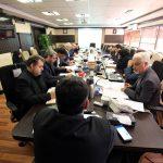 جلسه بررسی آئین نامه ساماندهی مبادلات مرزی - ۲ مهر ۹۷ (۲)