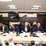 جلسه بررسی آئین نامه ساماندهی مبادلات مرزی - ۲ مهر ۹۷ (۳)
