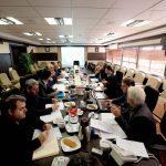 جلسه بررسی آئین نامه ساماندهی مبادلات مرزی - ۲ مهر ۹۷ (۹)