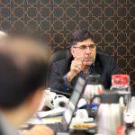 جلسه بررسی آئین نامه ساماندهی مبادلات مرزی (۳)