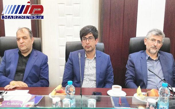 جلسه کارگروه تخصصی شورای عالی مناطق آزاد و ویژه اقتصادی