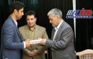 معارفه مدیر جدید روابط عمومی اداره کل فرهنگ و ارشاد اسلامی استان اردبیل