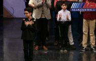 کسب رتبه اول بخش آواز ایرانی توسط پارسا خائف از اردبیل