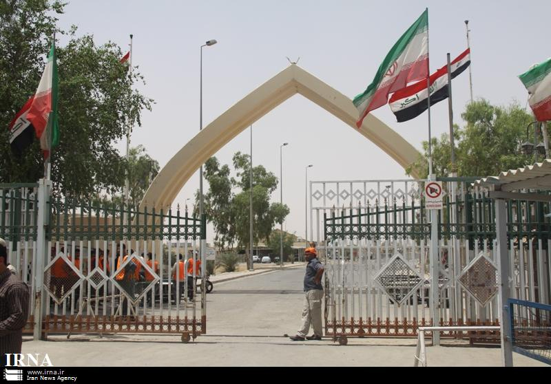 عراق با بازگشایی مرز خسروی موافقت کرد