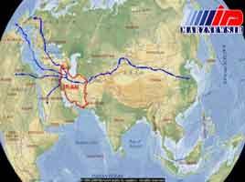 فعال سازی کریدور شرق-غرب ترانزیت بندر چابهار را متحول می کند