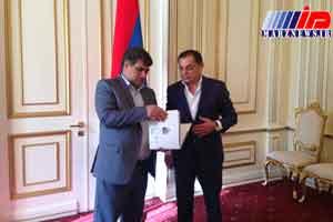 روابط پارلمانی ایران و ارمنستان بیشتر می شود