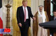 امیر کویت چهارشنبه با ترامپ در کاخ سفید دیدار می کند