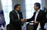 منطقه آزاد کیش و اکو تفاهمنامه همکاری امضا کردند
