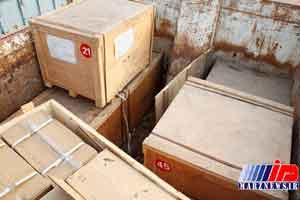 محموله بزرگ لوازم یدکی قاچاق در کنگان توقیف شد