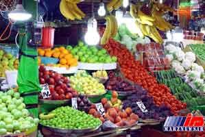 صادرات میوه وسبزی متوقف شد/احتمال ازبین رفتن ۱۲۲ کانتینر محصول