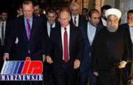 جزئیاتی از حضور اخیر پوتین و اردوغان در تهران