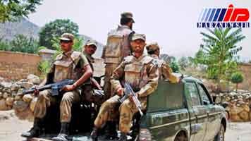 درگیری ارتش پاکستان با تروریست ها هفت کشته بر جا گذاشت