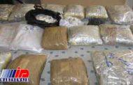افزون بر 2 تن مواد مخدر در سراوان کشف شد