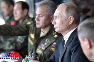 خط و نشان روسیه برای دیگر قدرت ها با چاشنی شرقی
