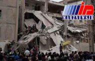 پنج مصدوم در انفجار و ریزش آوار در پردیس اهواز