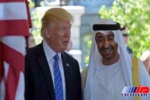 کاربران فضای مجازی تبعیت امارات از آمریکا را به چالش کشیدند