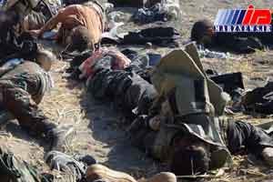 15 داعشی در مرز عراق با سوریه به هلاکت رسیدند