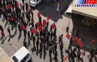 نیروهای آل خلیفه بحرین به عزاداران حسینی حمله کردند