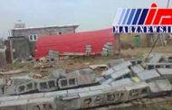 طوفان بیش از ۴۵ سقف منزل در گلستان را تخریب کرد