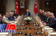 دیدار اردوغان با اعضای ترکمن مجلس نمایندگان عراق