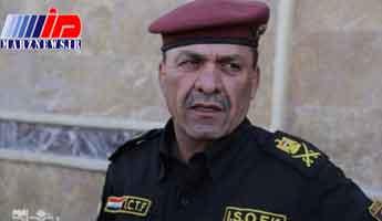 درگذشت فرمانده «لشکر طلایی» عراق در اربیل