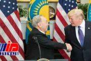 ترس روسیه از حضور نظامی آمریکا در قزاقستان
