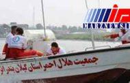 برخورد قایق با پایه پل در گیلان حادثه آفرید