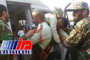 شهادت جانباز ۷۵ درصد در حمله تروریستی اهواز(تصویر)