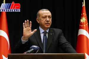 اردوغان، شرق فرات را بزرگترین مشکل آینده سوریه خواند