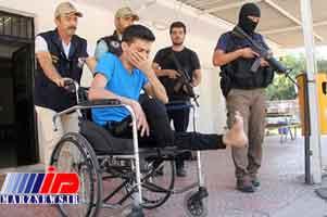 جلاد مشهور داعش در شهر آدانا ترکیه دستگیر شد
