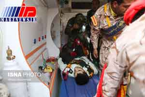 ترخیص 27 مجروح حمله تروریستی / 40 مجروح در بیمارستانهای اهواز هستند