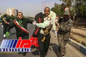 تعداد شهدای حادثه اهواز به ۲۹ نفر رسید