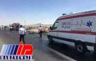 ۶ کشته درپی تصادف با خودرو حامل قاچاق سوخت