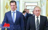 تماس تلفنی پوتین و بشار اسد؛ طرفین تحولات سوریه و توافق ادلب را بررسی کردند