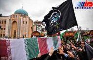 پیکر شهید حادثه تروریستی اهواز وارد مشهد شد