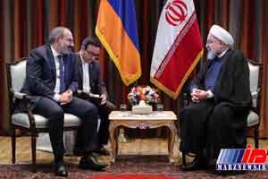 همکاری ایران و ارمنستان در زمینه سواپ انرژی/تقویت بخشهای خصوصی