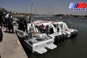 خط دریایی خرمشهر - بصره راه اندازی شد