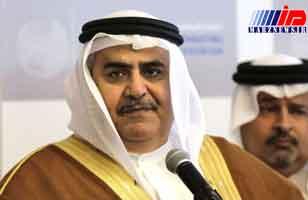 وزیر خارجه بحرین از شوی ضدایرانی جدید خبر داد